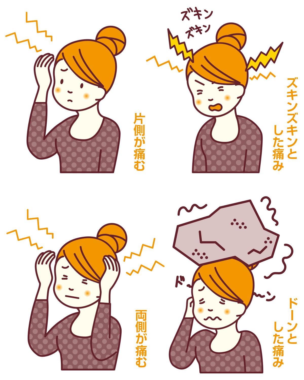 すぎ 吐き気 寝 頭痛
